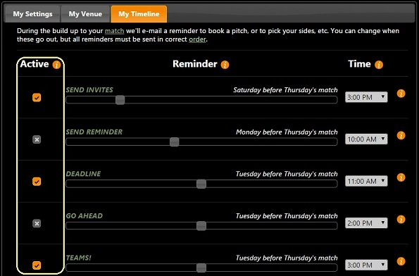 Disable reminders forever!